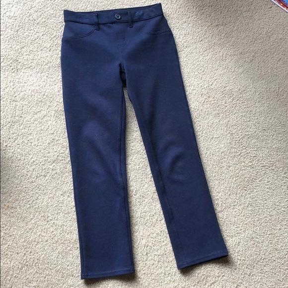 GYMBOREE POLAR PINK BLACK SWEAT PANTS 4 5 6 7 8 10 NWT